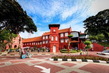 NGÀY 3: INDONESIA - JOHORE BAHRU - MALACCA (Ăn sáng, trưa, tối)