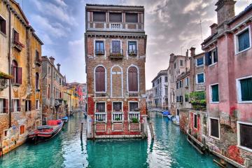 NGÀY 5: PISA – VENICE (ăn sáng, trưa, tối)