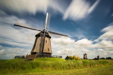 Ngày 3 (7/2):  AMSTERDAM – ZAANSE SCHANS – AMSTERDAM
