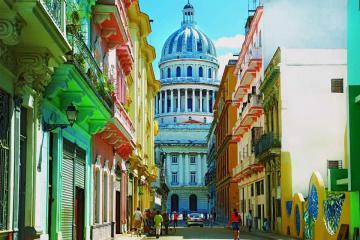 NGÀY 2: MOSCOW – HAVANA (CUBA) (Ăn tối)