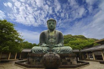 Ngày 2 : Tokyo – Kamakura – Hakone - Kawaguchi Gia (Ăn sáng, trưa, tối)