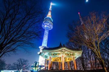 NGÀY 5: SEOUL - N SEOUL TOWER - HANOK BUKCHON - TP.HCM (Ăn sáng, trưa)