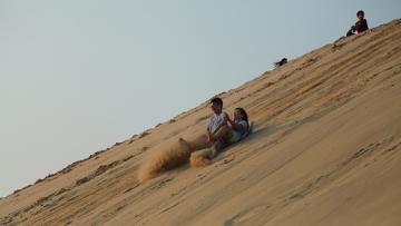 Đồng Hới Tour trượt cát